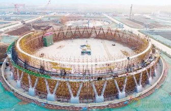 河南正式开建年发电量高达36亿千瓦的燃气—蒸汽循环发电站