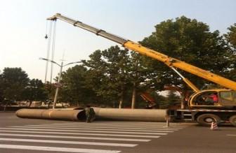 合肥三年内将改造完主城燃气铁管网