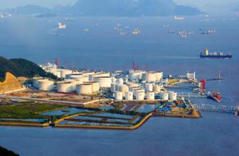 """""""不产一滴油""""的浙江自贸区 缘何打造世界油气产业新高地"""