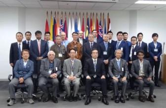 上海石油天然气交易中心应邀参加雅加达LNG研讨会 加强国际交流合作