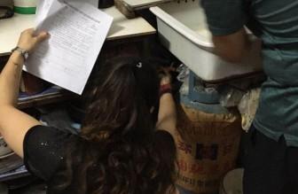 咸阳人民路街道开展液化气安全生产专项检查