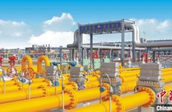 长庆油田采气三厂19年生产天然气突破700亿立方米