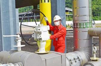 中石化黄冈石油公司销售天然气85万余方