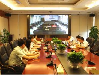 集团公司召开大客户管理及直供政策分析会